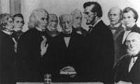 1861 Inauguration