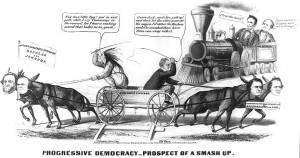 Progressive Democracy — Prospect of a Smash Up