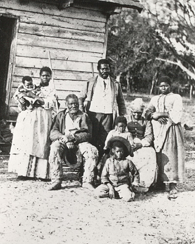 Five Generations of an African-American Family