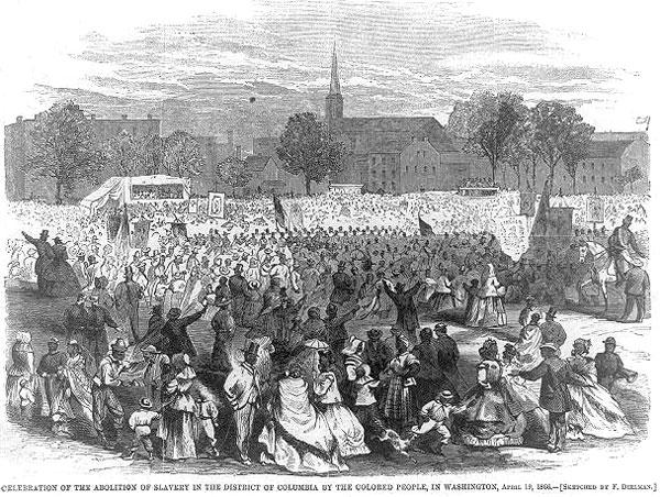 Celebration of the abolition of slavery
