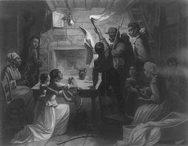 Reading the Emancipation Proclamation