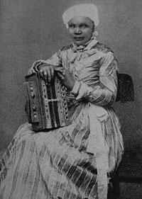 Aunt Winnie, slave of Jesse Stephenson, State Office, St. Louis, Missouri