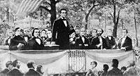 Lincoln/Douglas Debate In Charleston