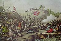 Fort Pillow Massacre, April 12, 1864