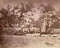Burial of Dead at Fredericksburg, Va.