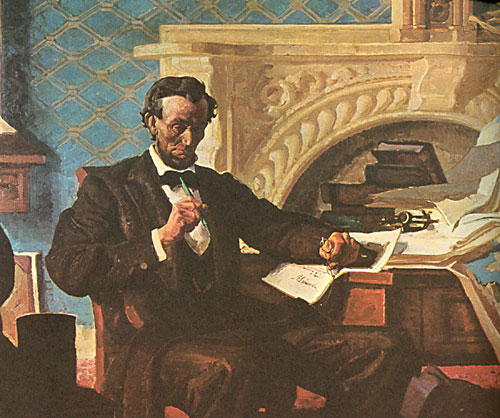 an introduction to the history of the emancipation proclamation in 1863 by president lincoln The emancipation proclamation student worksheet  issue the emancipation proclamation on january 1st, 1863  the emancipation proclamation, lincoln.