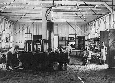 Kitchen of Soldiers Rest, Alexander, Va.