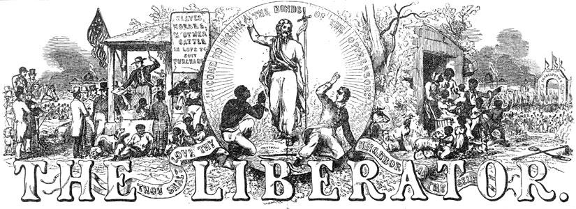 The Liberator Masthead