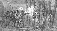 Union Teamsters Ambushed