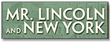 Lincoln and New York